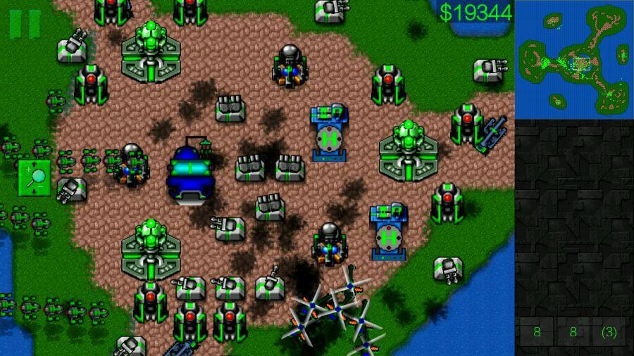 铁锈战争游戏截图2