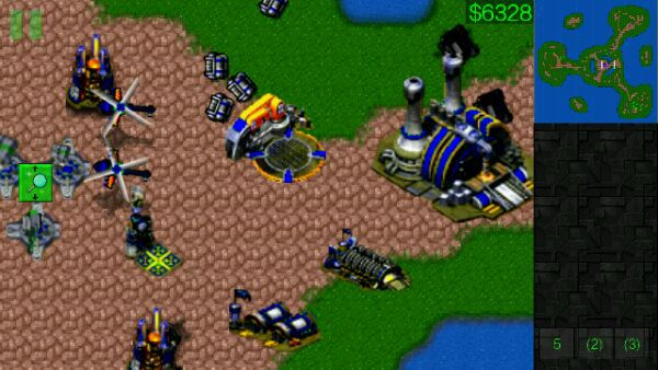 铁锈战争游戏截图1