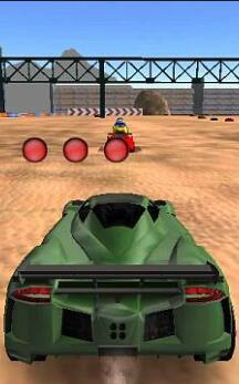 越野摇滚赛车游戏截图1