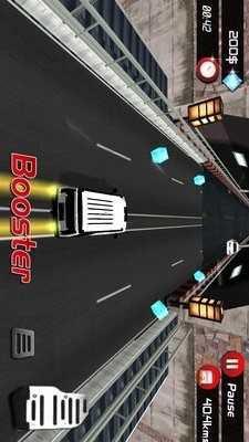 城市车手3D游戏截图1