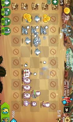 火柴人防御卡通战争游戏截图3