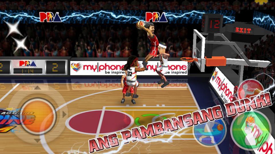 篮球大满贯游戏截图3