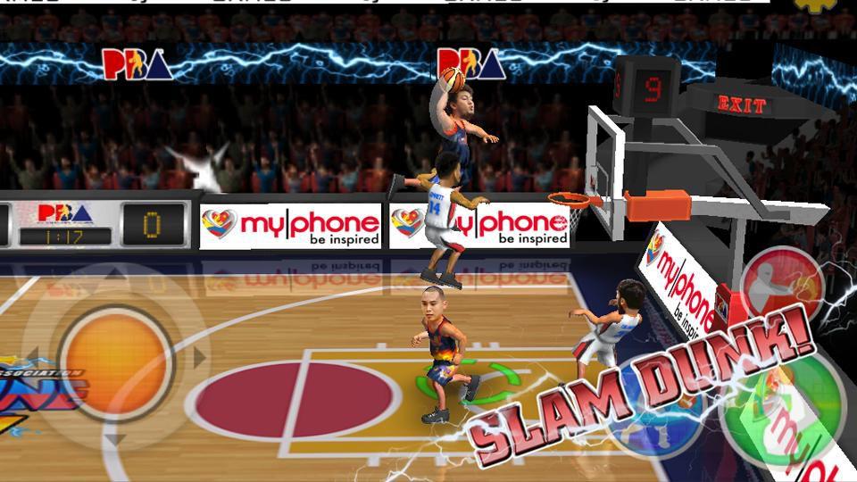 篮球大满贯游戏截图1