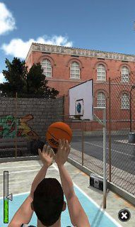 真实篮球游戏截图1