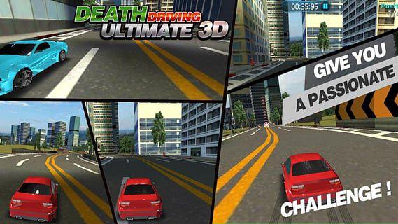 死亡终极驾驶3D游戏截图3