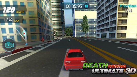 死亡终极驾驶3D游戏截图1