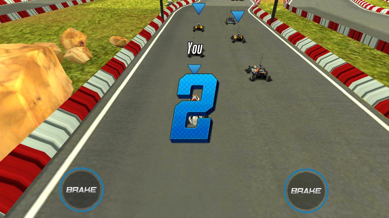 极限竞速2:高速赛车GT游戏截图3
