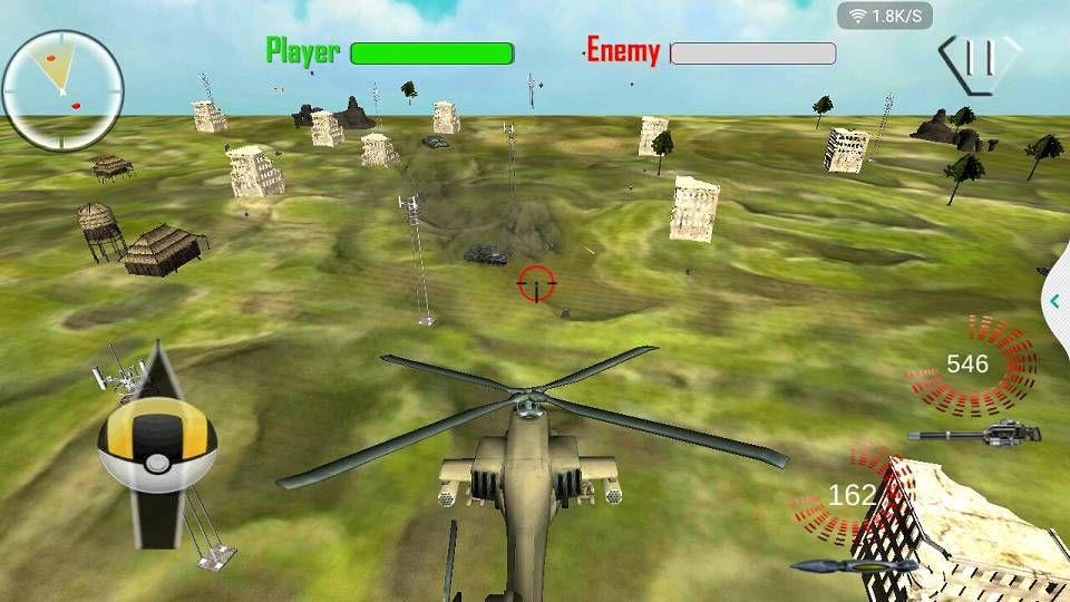 反坦克直升机模拟器游戏截图2