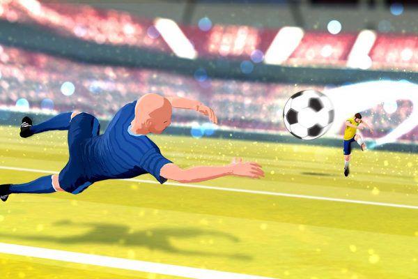 足球世界17:足球杯游戏截图1