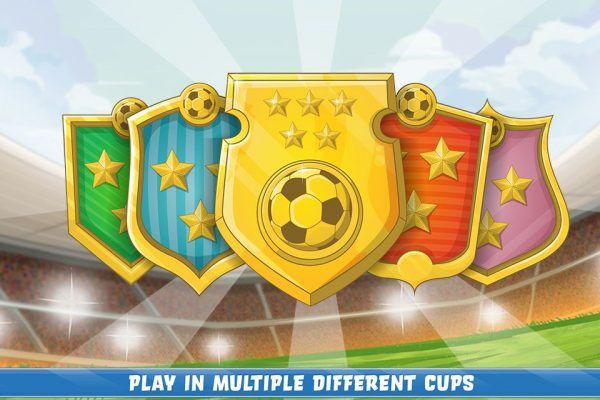 足球世界17:足球杯游戏截图2