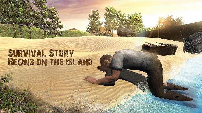 生存岛野外逃生游戏截图1