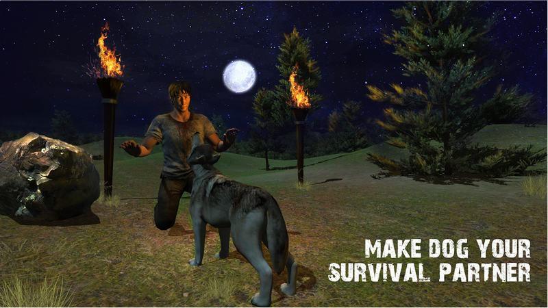 生存岛野外逃生游戏截图2