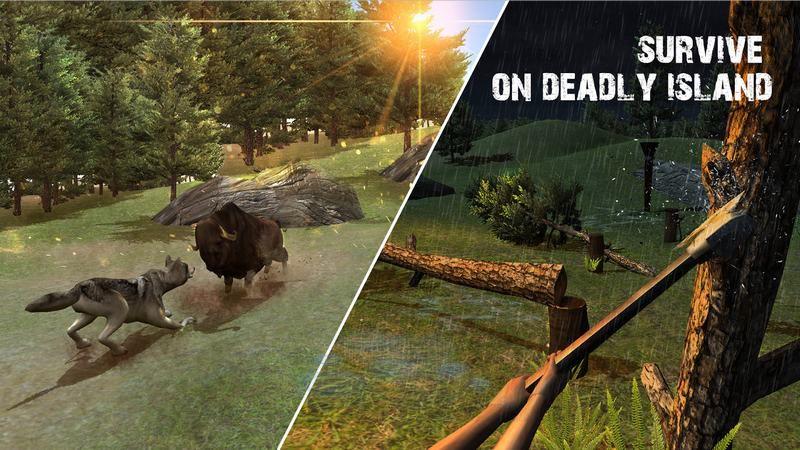 生存岛野外逃生游戏截图3