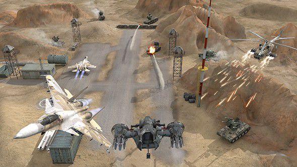 无人机战争反恐世界游戏截图3