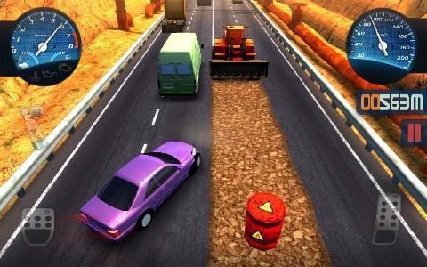 高速公路逃逸游戏截图2