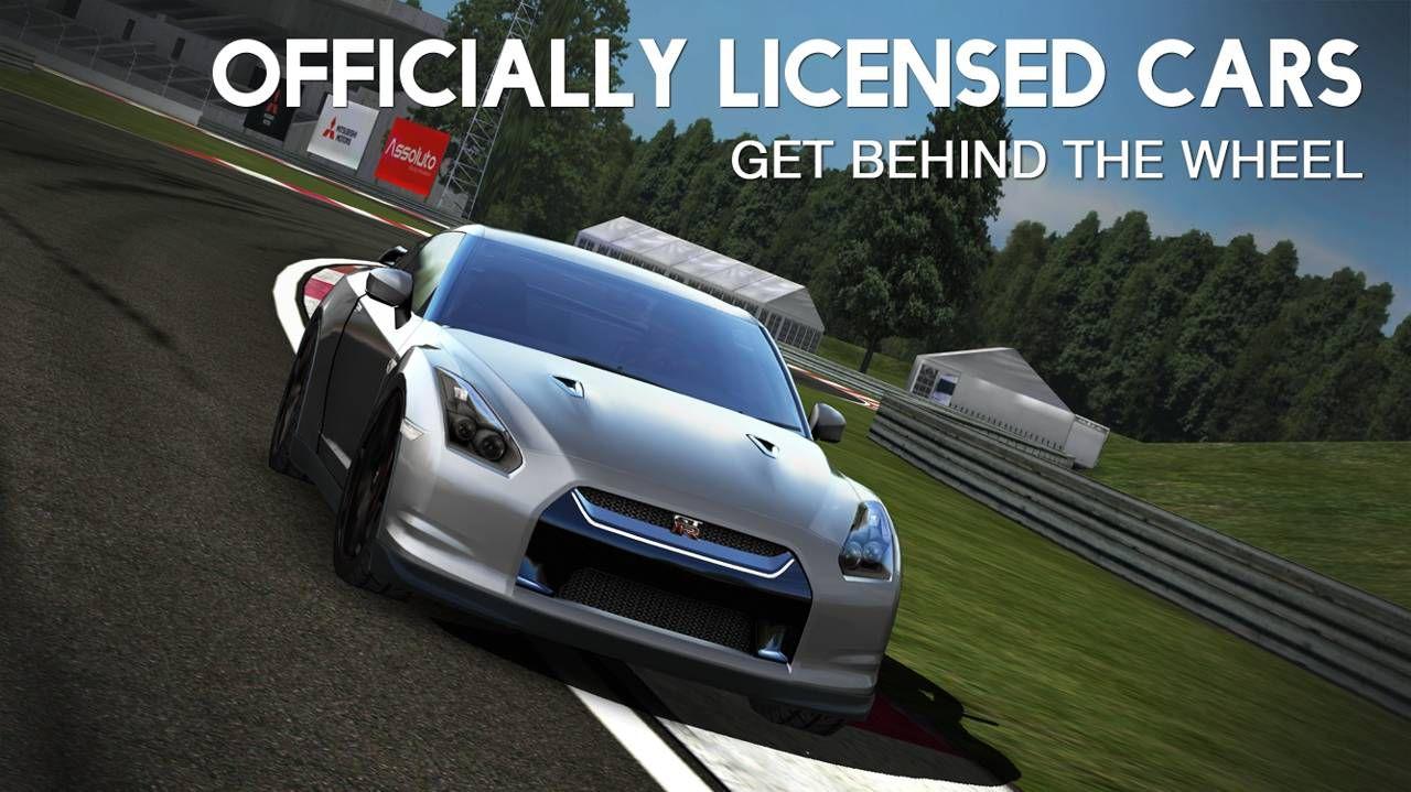 绝对赛车游戏截图3