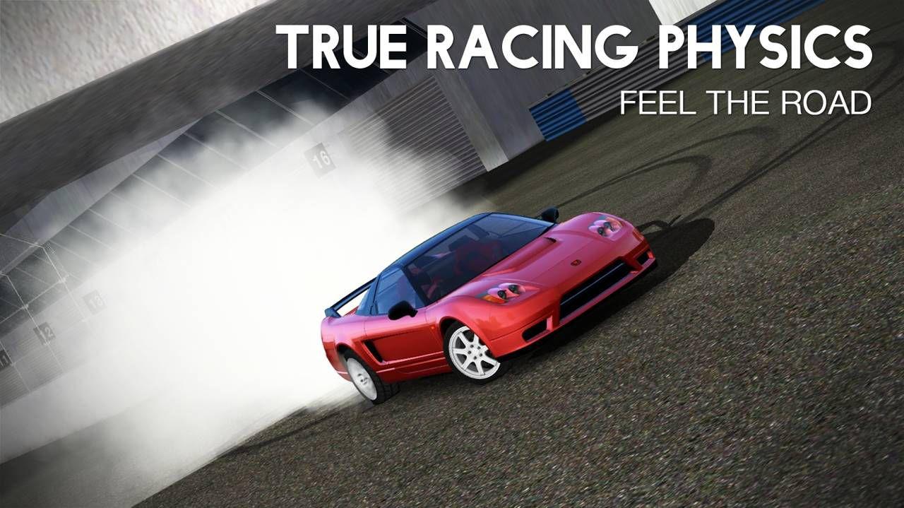 绝对赛车游戏截图1