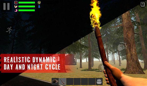 幸存者:遗忘的森林游戏截图2