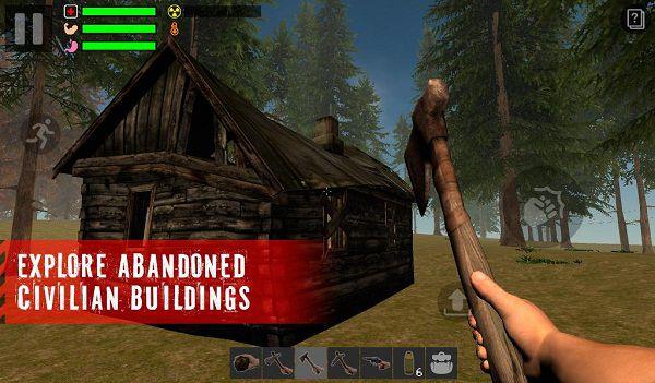 幸存者:遗忘的森林游戏截图3