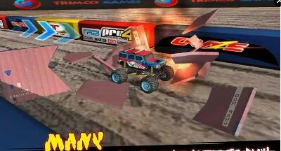 卡车战争:最后的战斗游戏截图2