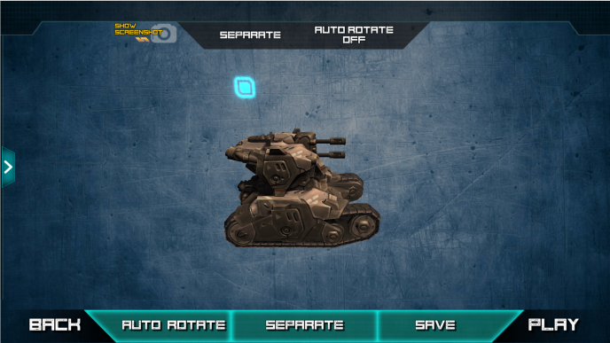 坦克杀手游戏截图2