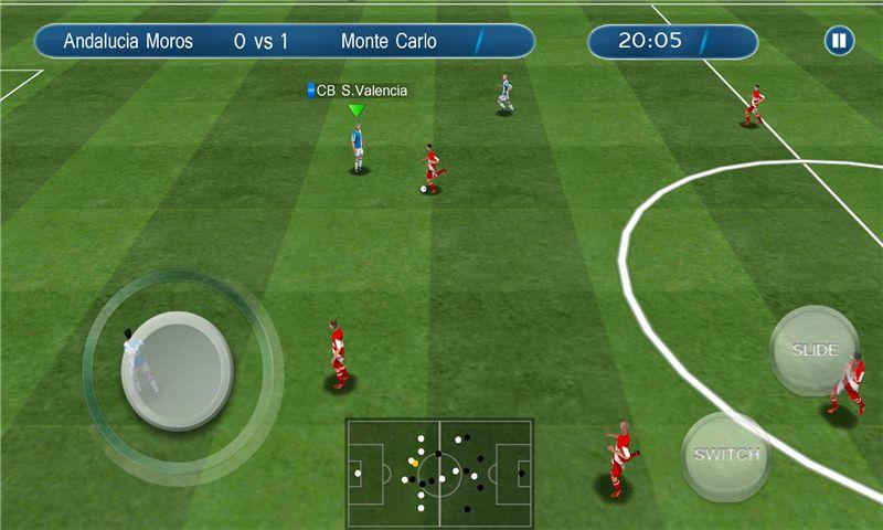 终极足球游戏截图2