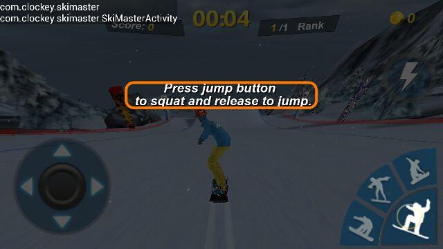 滑雪大师游戏截图1
