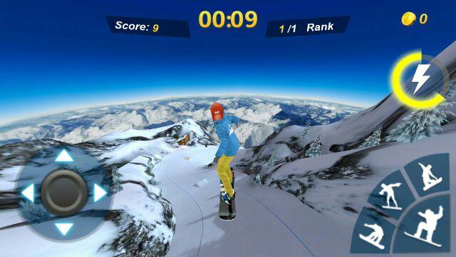 滑雪大师游戏截图2