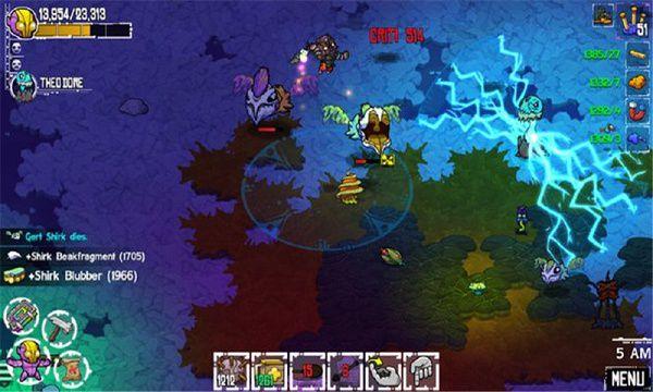 崩溃大陆游戏截图3