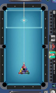 3D台球游戏截图3