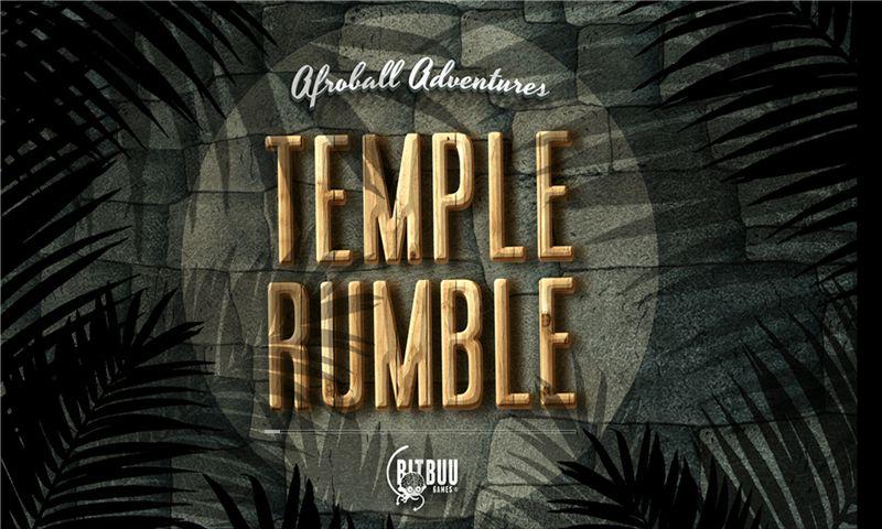 寺庙的隆隆声游戏截图1