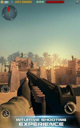 超级陆军前线任务游戏截图1