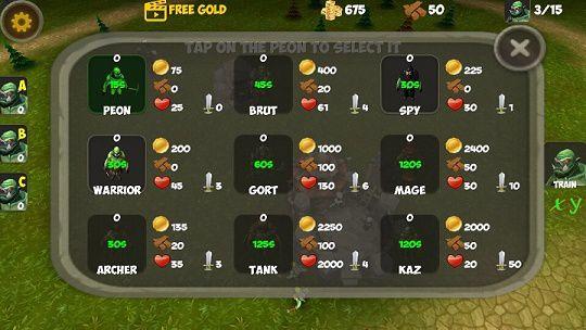 魔兽战争游戏截图3