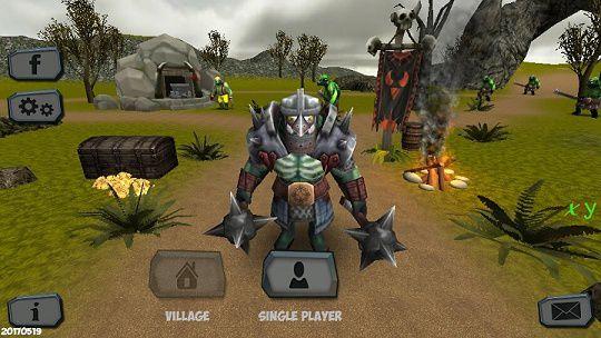 魔兽战争游戏截图2
