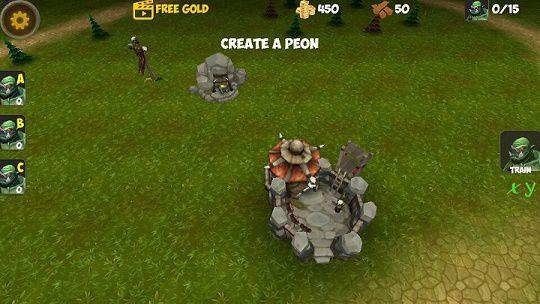 魔兽战争游戏截图1