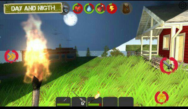 遗弃-生存岛游戏截图1
