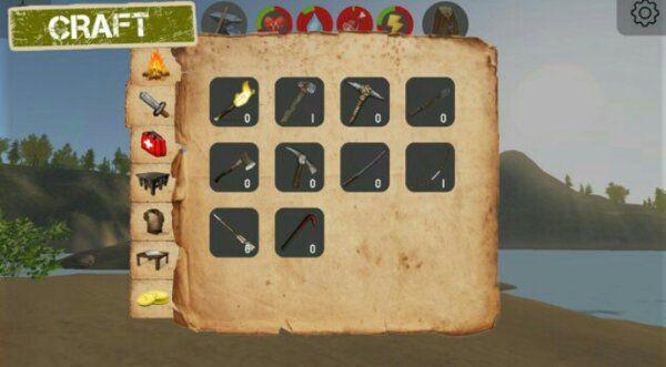遗弃-生存岛游戏截图3
