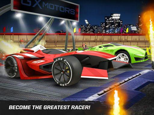 GX赛车游戏截图1