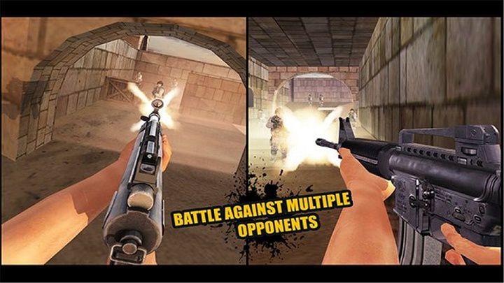 全新反恐枪战游戏截图1