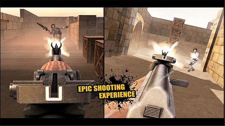 全新反恐枪战游戏截图2