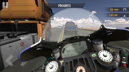 机车骑士游戏截图1
