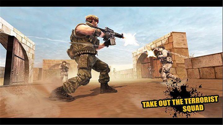 全新反恐枪战游戏截图3