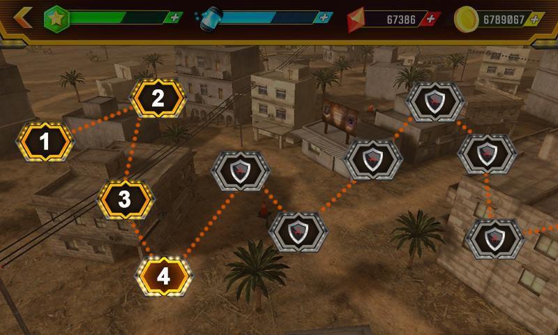 直升机大战外星人游戏截图3