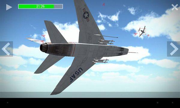 超音速战斗机游戏截图2