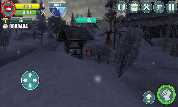 西伯利亚寒冬2游戏截图3