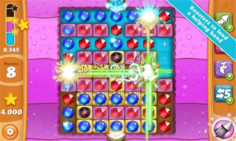 钻石矿工传奇游戏截图2