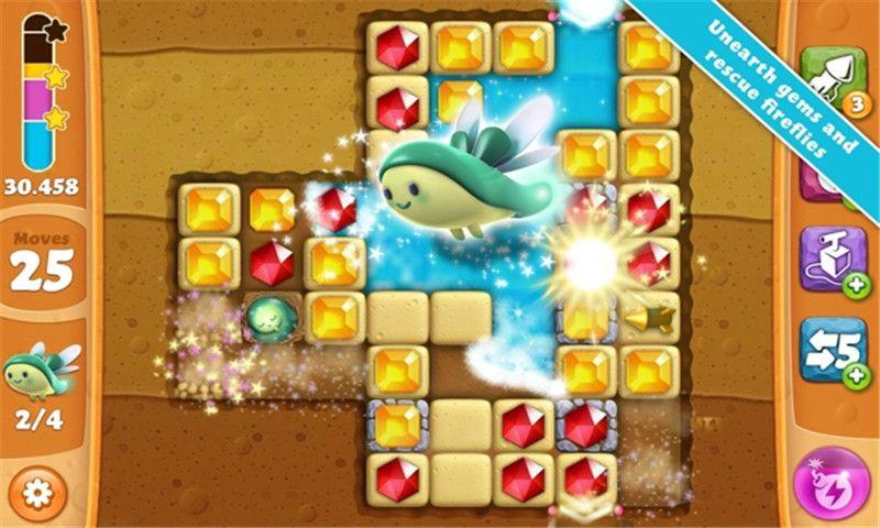 钻石矿工传奇游戏截图3