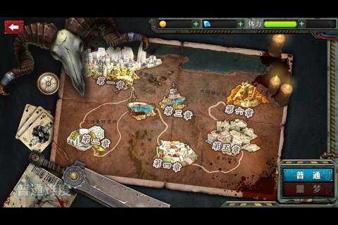 暴击僵尸世界游戏截图2