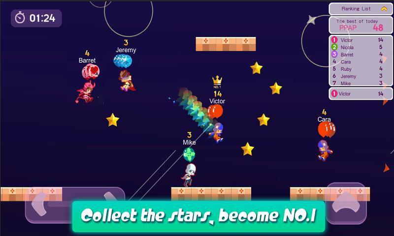 气球大作战游戏截图2
