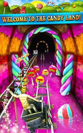 矿洞狂奔游戏截图2